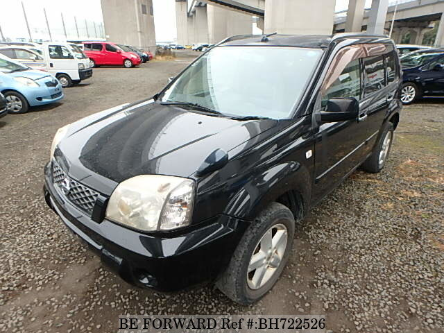 Used 2003 NISSAN X-TRAIL BH722526 for Sale