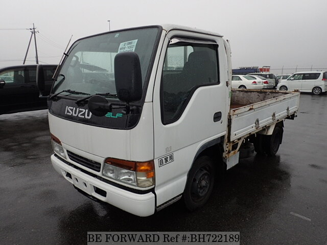 Used 1999 ISUZU ELF TRUCK BH722189 for Sale