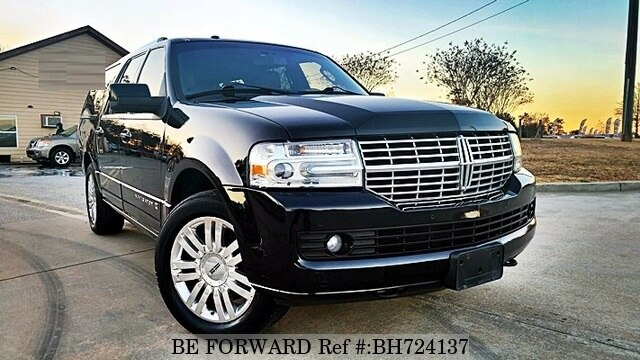 Used 2013 LINCOLN NAVIGATOR BH724137 for Sale