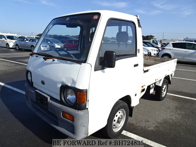 Used 1994 SUBARU SAMBAR TRUCK BH724835 for Sale