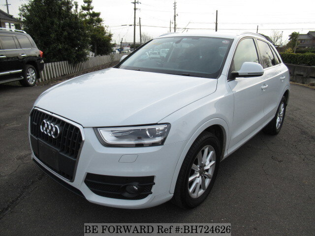 Used 2014 AUDI Q3 BH724626 for Sale
