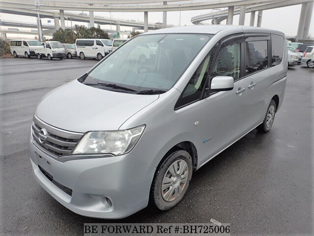Used 2013 NISSAN SERENA BH725006 for Sale