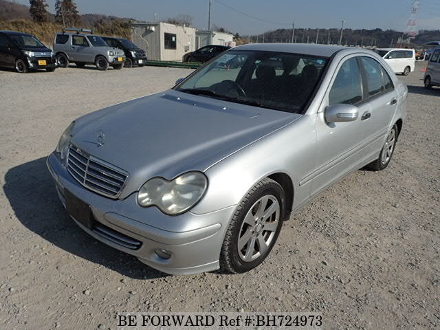Used 2005 MERCEDES-BENZ C-CLASS BH724973 for Sale