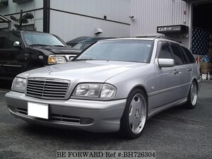 Used 2001 MERCEDES-BENZ C-CLASS BH726304 for Sale