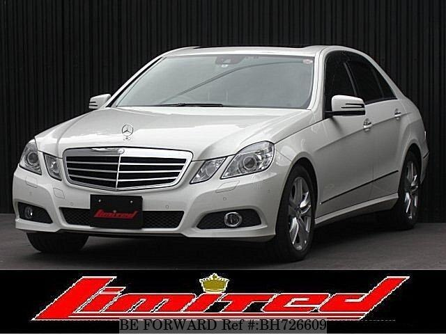 Used 2009 MERCEDES-BENZ E-CLASS BH726609 for Sale