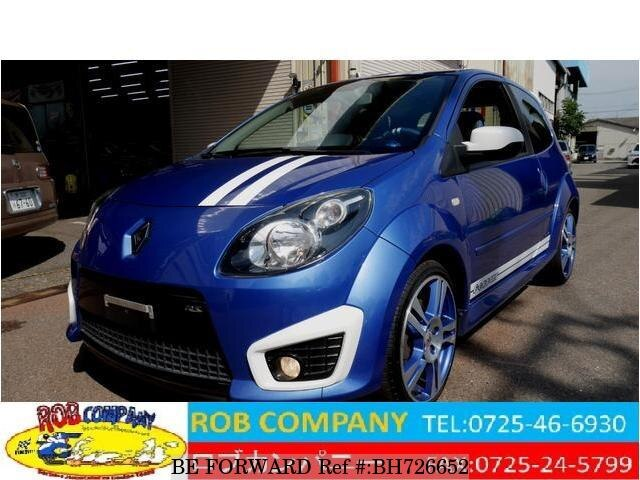 Used 2012 RENAULT TWINGO BH726652 for Sale