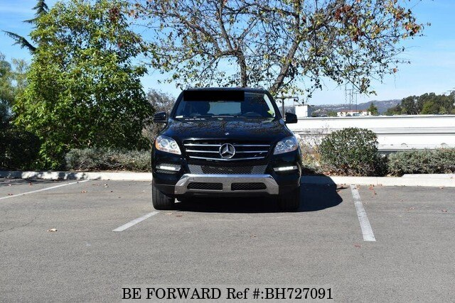 Used 2013 MERCEDES-BENZ M-CLASS BH727091 for Sale
