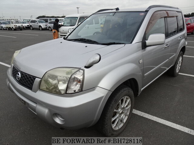 Used 2004 NISSAN X-TRAIL BH728118 for Sale