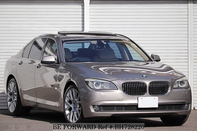 Used 2009 BMW 7 SERIES BH728220 for Sale