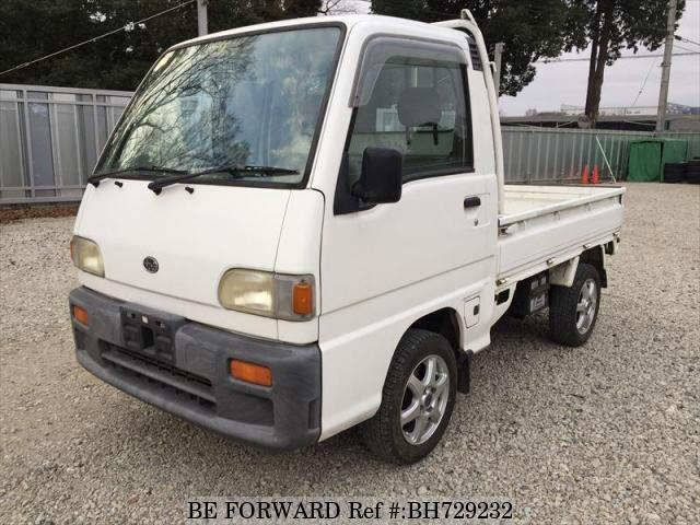 Used 1996 SUBARU SAMBAR TRUCK BH729232 for Sale