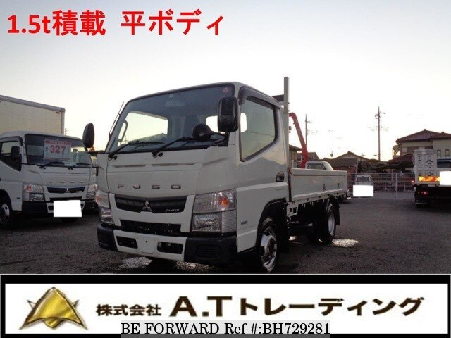 Used 2015 MITSUBISHI FUSO CANTER BH729281 for Sale