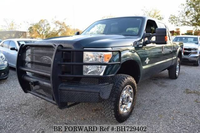Used 2011 FORD F250 BH729402 for Sale
