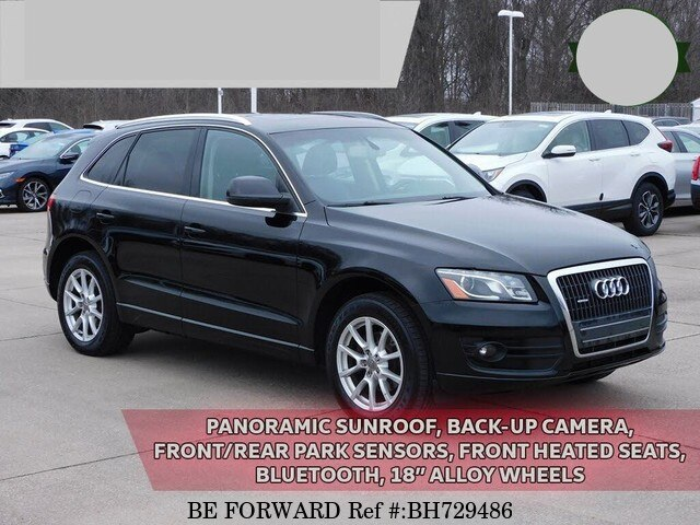 Used 2011 AUDI Q5 BH729486 for Sale
