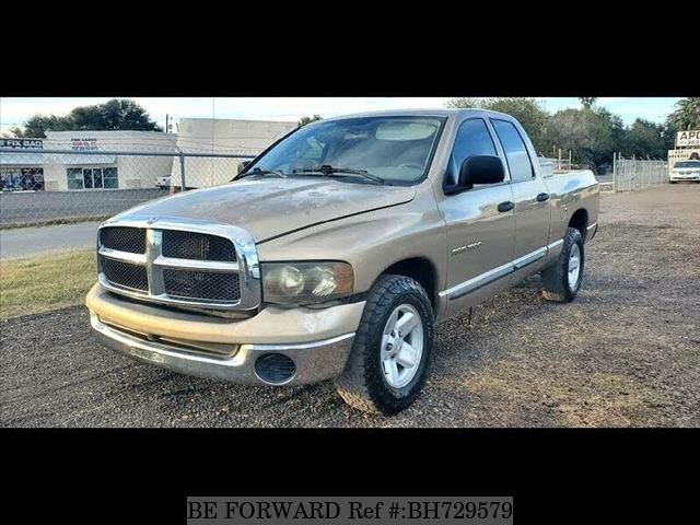 Used 2003 DODGE RAM BH729579 for Sale
