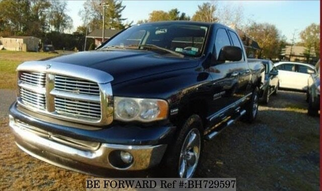 Used 2005 DODGE RAM BH729597 for Sale