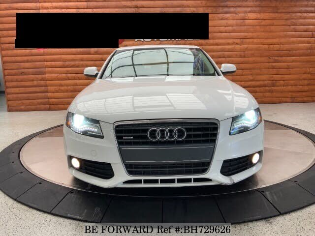 Used 2010 AUDI A4 BH729626 for Sale