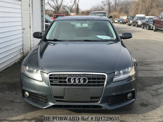 Used 2010 AUDI A4 BH729635 for Sale