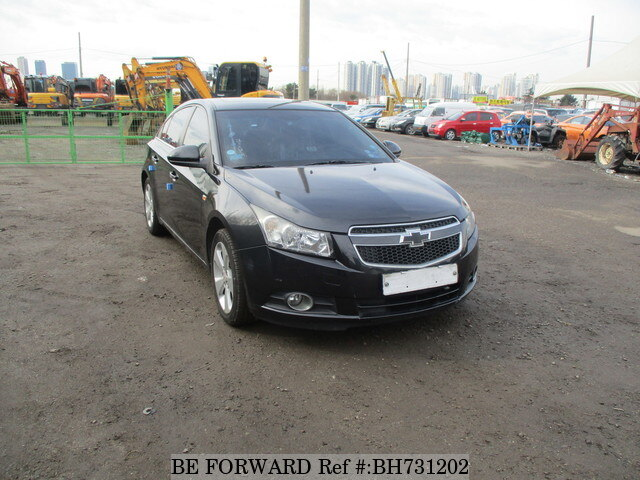 Used 2009 DAEWOO (CHEVROLET) LACETTI (CRUZE) BH731202 for Sale