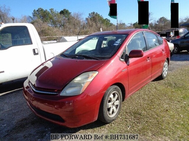 Used 2008 TOYOTA PRIUS BH731687 for Sale