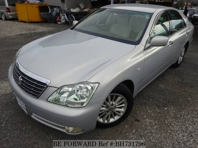 Used 2004 TOYOTA CROWN BH731796 for Sale