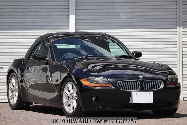 Used 2004 BMW Z4 BH732757 for Sale