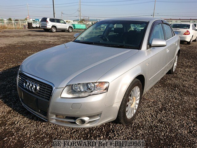 Used 2007 AUDI A4 BH729951 for Sale