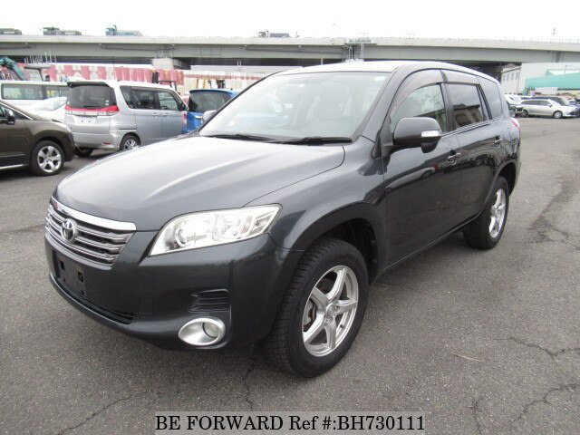 Used 2009 TOYOTA VANGUARD BH730111 for Sale