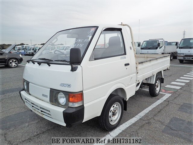 Used 1990 NISSAN VANETTE TRUCK BH731182 for Sale