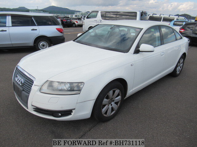 Used 2006 AUDI A6 BH731118 for Sale