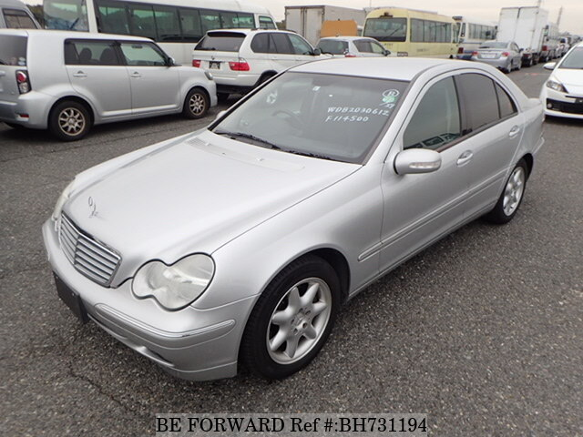 Used 2001 MERCEDES-BENZ C-CLASS BH731194 for Sale