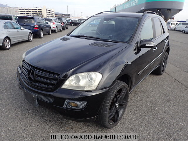 Used 2007 MERCEDES-BENZ M-CLASS BH730830 for Sale