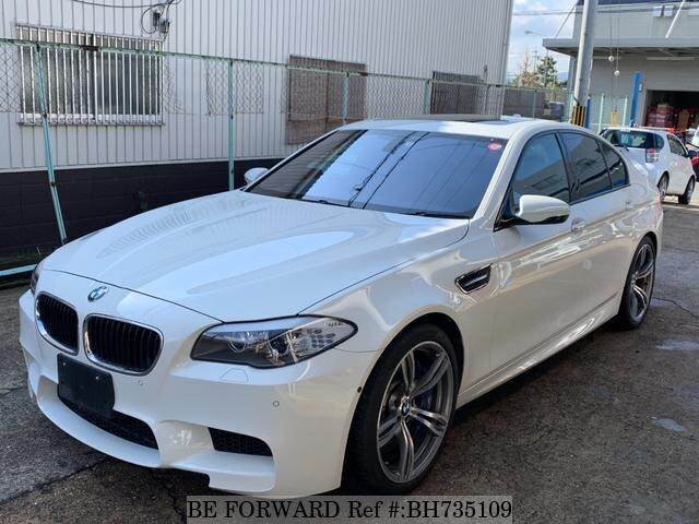 Used 2012 Bmw M5 Fv44m For Sale Bh735109 Be Forward