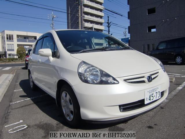 Used 2006 HONDA FIT BH735205 for Sale