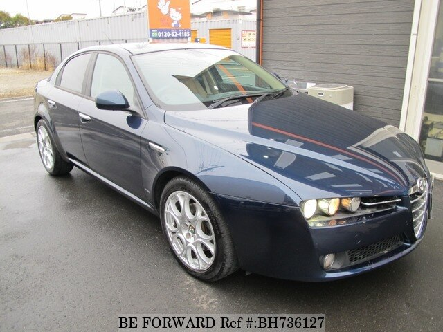 Used 2010 ALFA ROMEO 159 BH736127 for Sale