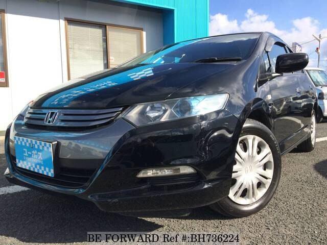 Used 2010 HONDA INSIGHT BH736224 for Sale