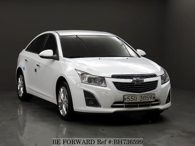 Used 2014 CHEVROLET CRUZE BH736599 for Sale