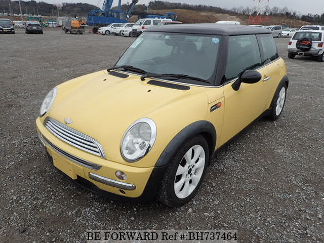 Used 2002 BMW MINI BH737464 for Sale