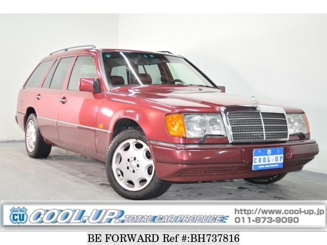 Used 1992 MERCEDES-BENZ MIDIUM CLASS BH737816 for Sale