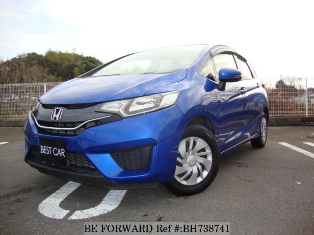 Used 2013 HONDA FIT BH738741 for Sale