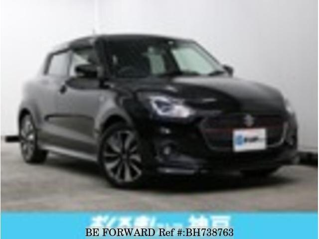 Used 2017 SUZUKI SWIFT BH738763 for Sale