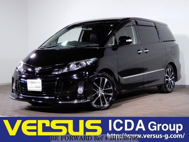 Used 2014 TOYOTA ESTIMA BH738795 for Sale