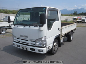 Used 2011 ISUZU ELF TRUCK BH738842 for Sale