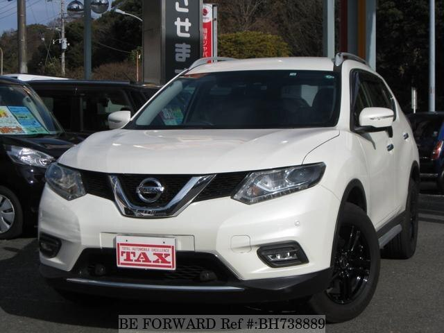 Used 2014 NISSAN X-TRAIL BH738889 for Sale