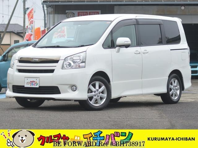 Used 2008 TOYOTA NOAH BH738917 for Sale