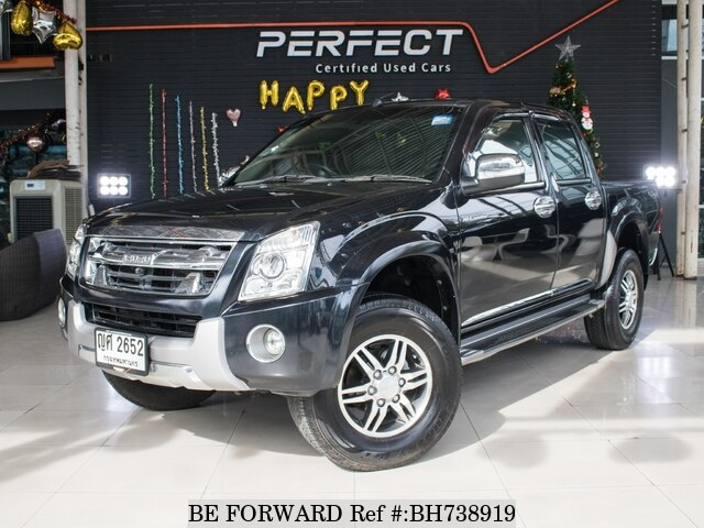 Used 2011 ISUZU D-MAX BH738919 for Sale