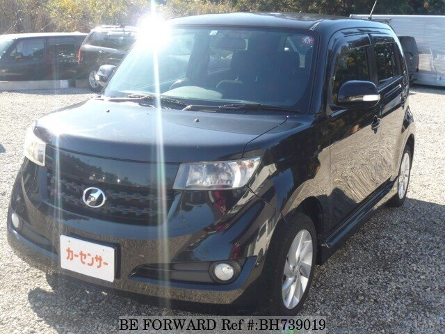 Used 2010 TOYOTA BB BH739019 for Sale