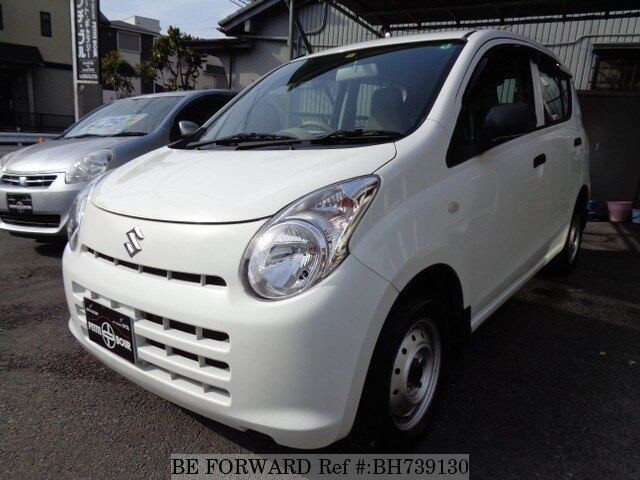 Used 2013 SUZUKI ALTO BH739130 for Sale