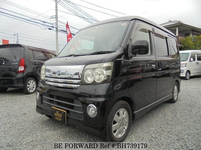 Used 2006 DAIHATSU ATRAI WAGON BH739179 for Sale