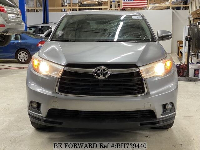 Used 2016 TOYOTA HIGHLANDER BH739440 for Sale