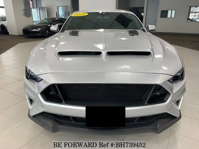 Used 2018 FORD MUSTANG BH739452 for Sale